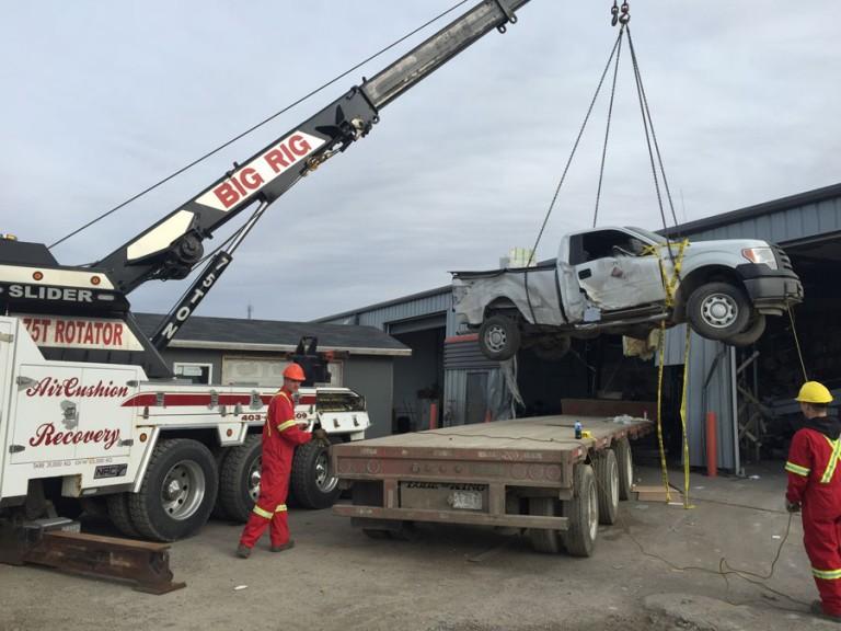 Big Rig Towing Heavy LIfting