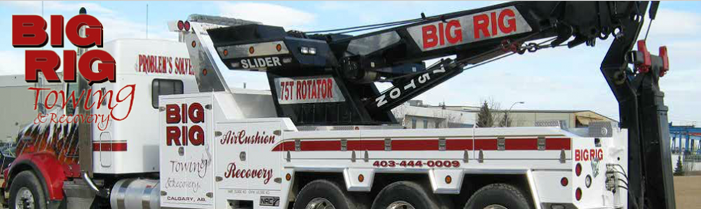 Big Rig Towing Professional