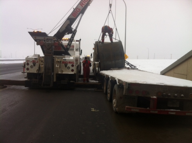 Big Rig Towing Secure Your Load